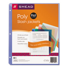 SMD89505 - Smead® Poly Slash Jackets