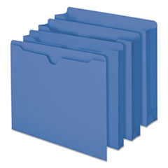 SMD75502 - Smead® Colored File Jackets with Reinforced Double-Ply Tab