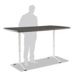 ICE69327 - Iceberg ARC Sit-to-Stand Adjustable Height Table