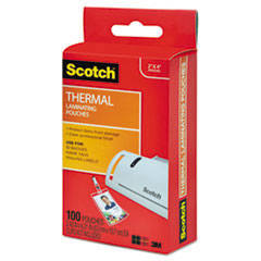 MMMTP5852100 - Scotch® Laminating Pouches