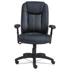 ALECC4119 - Alera® CC Executive High-Back Swivel/Tilt Leather Chair