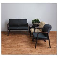 ALERL2219M - Alera® Reception Lounge WL Series Loveseat