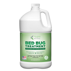 BBGEXTC-1008 - Bed Bug 911Hygea Natural™ Bed Bug Exterminator Spray Refill, 1 Gallon
