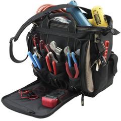 CLC201-1537 - CLC Custom Leather CraftSoft Side Tool Bags