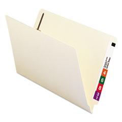SMD37115 - Smead® Heavyweight Manila End Tab Folders with Fasteners