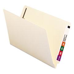 SMD37110 - Smead® Heavyweight Manila End Tab Folders with Fasteners