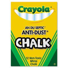 CYO501402 - Crayola® Anti-Dust® Chalk