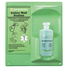 203-32-000461-0000 - Honeywell - Eyesaline® Wall Single Wash Station