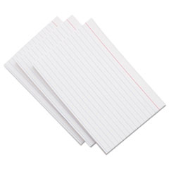 UNV47215 - Universal® Recycled Index Cards