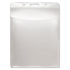 AVT75604 - Advantus® PVC-Free Badge Holders