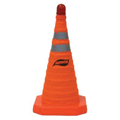 ORS205-1190 - AervoeCollapsible Safety Cones