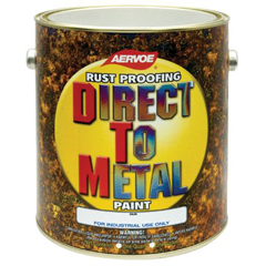 ORS205-305 - Aervoe - Rust Proof Paints
