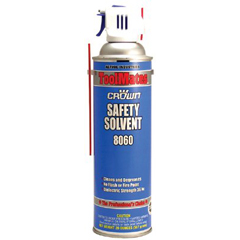 CWN205-8060 - CrownSafety Solvent (NF)