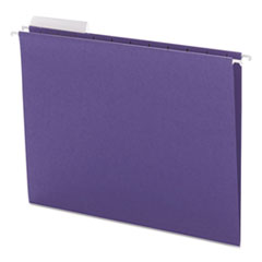 SMD64023 - Smead® Color Hanging Folders with 1/3 Cut Tabs