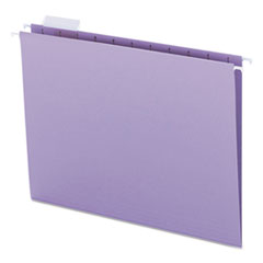 SMD64064 - Smead® Colored Hanging File Folders