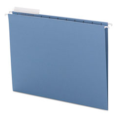 SMD64021 - Smead® Color Hanging Folders with 1/3 Cut Tabs