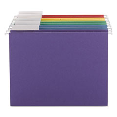 SMD64020 - Smead® Color Hanging Folders with 1/3 Cut Tabs