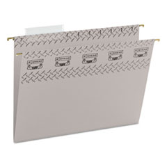 SMD64092 - Smead® TUFF® Hanging Folders with Easy Slide™ Tab