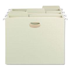 SMD64224 - Smead® FasTab® TUFF™ Hanging Pockets