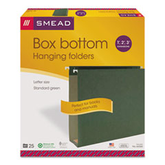 SMD64260 - Smead® Box Bottom Hanging File Folders