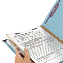 SMD65105 - Smead® Hanging Classification Folders with SafeSHIELD™ Coated Fasteners