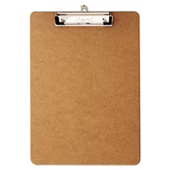 UNV05562 - Universal® Recycled Hardboard Clipboard with Low-Profile Clip