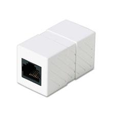 BLKR6G050 - Belkin® Cat5 RJ45 Inline Cable Coupler