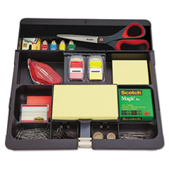MMMC71 - 3M Recycled Plastic Desk Drawer Organizer Tray