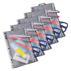 OXF68599 - Oxford® Zipper Binder Pocket