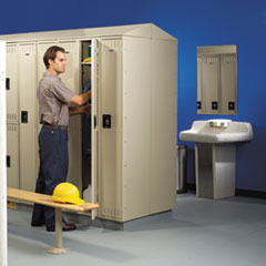 TNNDTS121836ASD - Tennsco Double Tier Locker