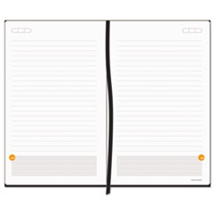 AAG80612405 - Plan. Write. Remember. Perfect-Bound Planning Notebook, 5 x 8 1/4, Black