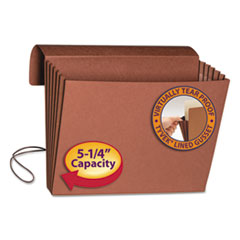 SMD71111 - Smead® Redrope Expanding Wallet With Elastic Cord