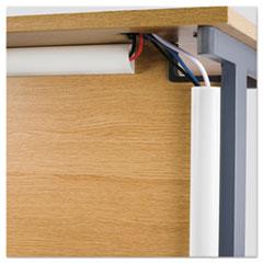 DLNR5FT3015W - D-Line® Decorative Mini Cord Cover