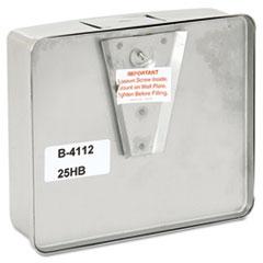 BOB4112 - Contura. Surface-Mounted Soap Dispenser