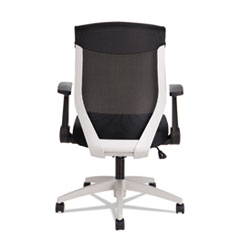 ALEEBK4207 - Alera® EB-K Series Synchro Mid-Back Mesh Chair
