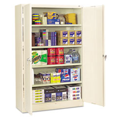 TNNJ2478SUPY - Tennsco Assembled Jumbo Steel Storage Cabinet