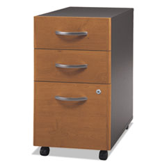 BSHWC72453SU - Bush® Series C Three-Drawer Mobile Pedestal File