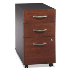 BSHWC24453SU - Bush® Series C Three-Drawer Mobile Pedestal File