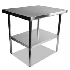 ALEXS3630 - Alera® Stainless Steel Table