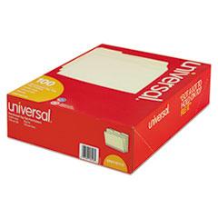 UNV16113 - Universal® Double-Ply Top Tab Manila File Folders