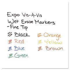 SAN16074 - EXPO® Vis-à-Vis® Wet Erase Overhead Projection Marker