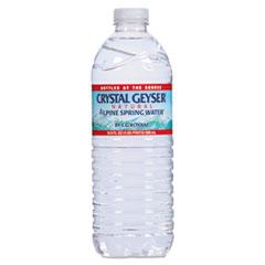CGW35001 - Crystal Geyser® Alpine Spring Water®