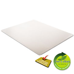 DEFCM14443F - deflect-o® SuperMat™ Chair Mat for Medium Pile Carpet