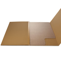 DEFCM11232 - deflect-o® EconoMat® Chair Mat for Low Pile Carpeting