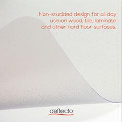 DEFCM2G232PET - deflect-o® Environmat PET Chair Mat