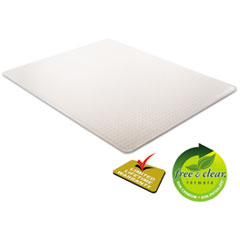 DEFCM14243 - deflect-o® SuperMat™ Chair Mat for Medium Pile Carpet