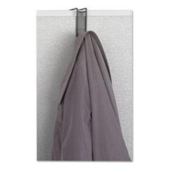 SAF4229BL - Safco® Onyx™ Panel/Door Coat Hook