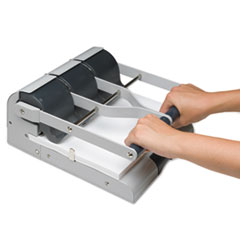 SWI74650 - Swingline® Heavy-Duty High-Capacity Adjustable Two- to Three-Hole Punch