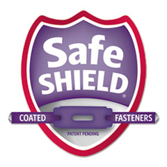 SMD14981 - Smead® SuperTab® Pressboard Fastener Folders with SafeSHIELD® Coated Fasteners