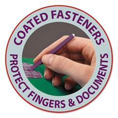 SMD29785 - Smead® Colored Pressboard End Tab Classification Folders w/SafeSHIELD™ Coated Fasteners